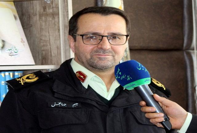 کشف 220 تن چوب قاچاق در زنجان