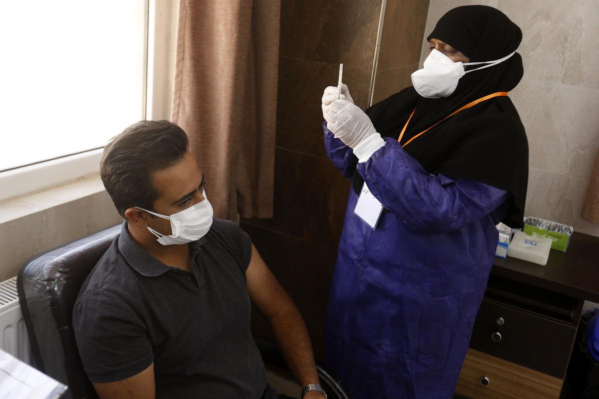 آیا واقعا آنتی بادی واکسیناسیون کرونا ۳ برابر آنتی بادی مبتلاشدگان است ؟