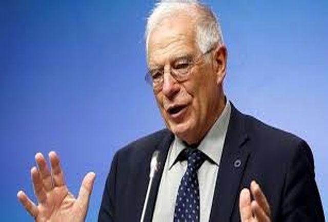 بورل سفر مدیرکل آژانس انرژی اتمی به ایران را مهم عنوان کرد