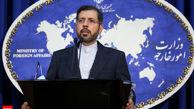 سخنگوی وزارت خارجه با مردم و دولت پاکستان اظهار همدردی کرد