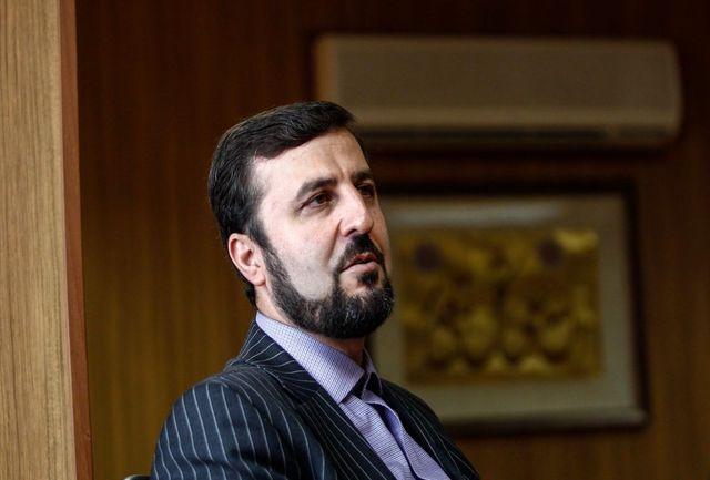 ایران با تسلیحاتی شدن فضا مخالف است