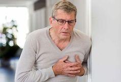 این علامت، نشانه اولیه حمله قلبی است