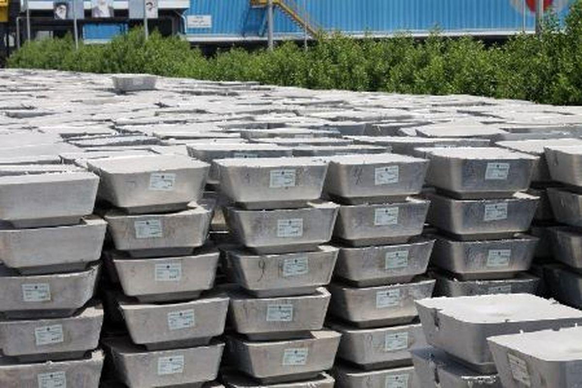 تولید شمش آلومینیوم به بیش از ۱۳۱ هزار تن رسید