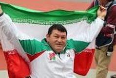 پیام تبریک مدیر کل ورزش و جوانان استان برای جلیل باقری جدی