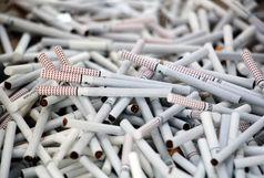 کشف بیش از 102 هزار نخ سیگار قاچاق