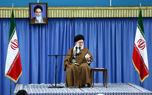 هزاران نفر از مردم قم با رهبر انقلاب دیدار میکنند