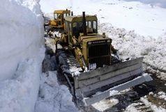 جاده پونل – خلخال مسدود شد