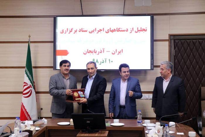 تیم آذربایجان شرقی سال آینده در تور دوچرخه سواری ایران آذربایجان حاضر می شود