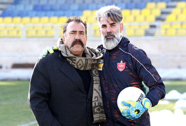 جوانگرایی بین مربیان لیگ باید بیشتر شود/ گلمحمدی میتواند به بیات هم اعتماد کند