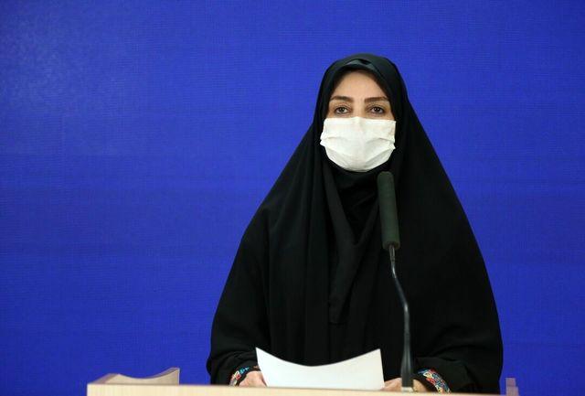 مرگ ۶۲ ایرانی دیگر/ شناسایی ۷ هزار و ۳۹۰ بیمار جدید کرونایی