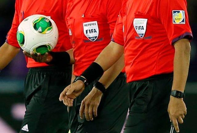 فینال جام جهانی با قضاوت داور آرژانتینی