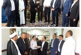 تجلیل مدیر کل از کارکنان آزاده اداره ورزش و جوانان استان