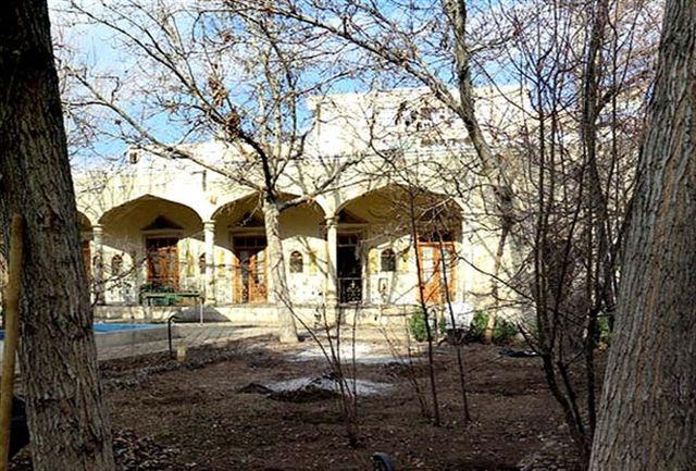 مرمت خانه حکیمیان زنجان آغاز شد