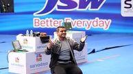 جواد فروغی  در جایگاه چهارم رنکینگ جهانی  قرار گرفت
