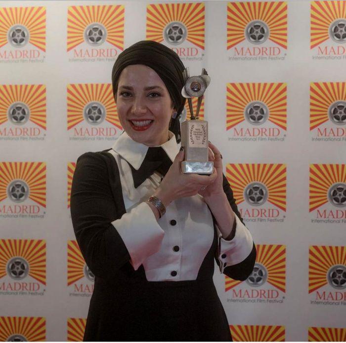 جایزه بهترین کارگردانی برای زن ایرانی!
