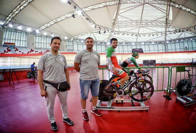 اولین مدال قهرمانی آسیا برگردن محمدی