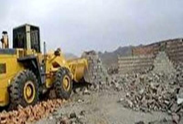 ۵ هزار هکتار از اراضی ملی در شهرستان بویراحمد رفع تصرف شد