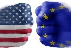 آمریکا اروپا را تهدید کرد