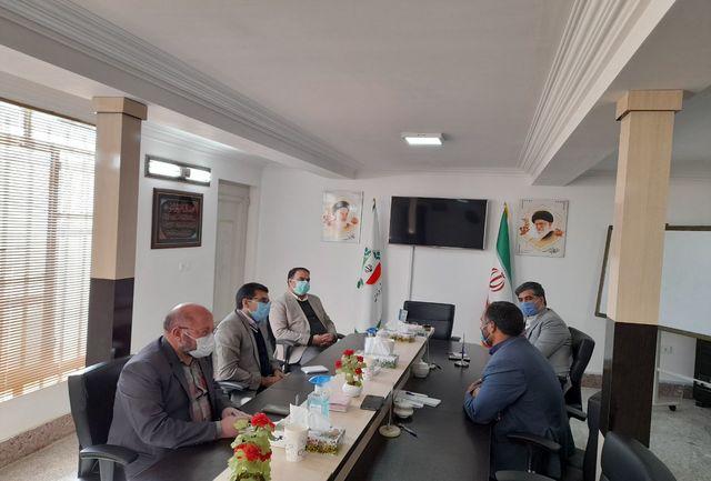 توسعه زیرساخت های ورزشی شهرستان فردوس با کمک شهرداران