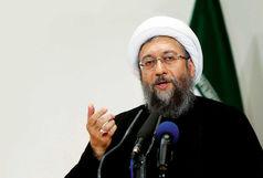 پیام تسلیت رئیس مجمع تشخیص مصلحت به آیتالله امینی