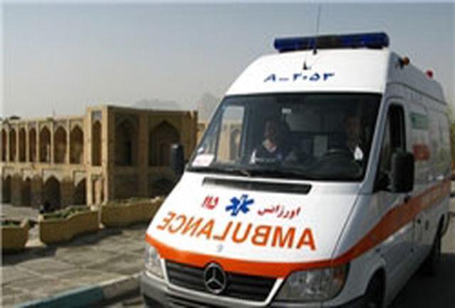 2330 ماموریت اورژانس 115 در استان اصفهان