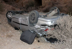 واژگونی پژو در زهک 2 کشته برجا گذاشت