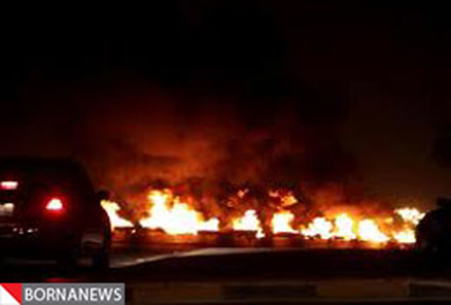 حمله وحشیانه پلیس بحرین به اردوگاه تظاهرکنندگان