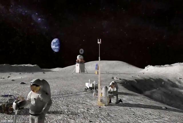 زوج هالیوود و ناسا برای ماموریت آرتمیس