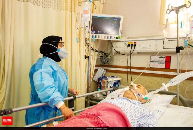فوت ۳۹۱ بیمار کووید۱۹ در شبانه روز گذشته/ ۳۰۰۹ بیمار جدید بستری شدند