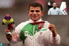 قهرمان پارالمپیک توکیو در شرکت فولاد خوزستان شاغل شد