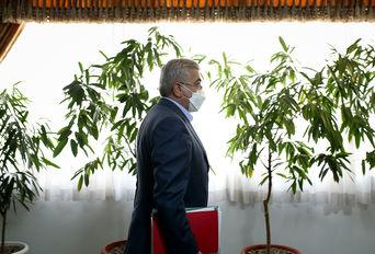 جلسه شورای اقتصاد مقاومتی با حضور اسحاق جهانگیری