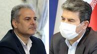 دیدار استاندار آذربایجان غربی با وزیر جهاد کشاورزی