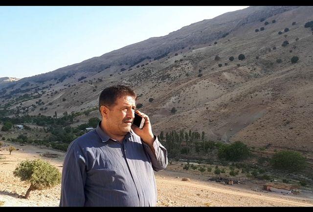 بررسی مشکلات ارتباطی در شهرستان مارگون توسط مخابرات استان
