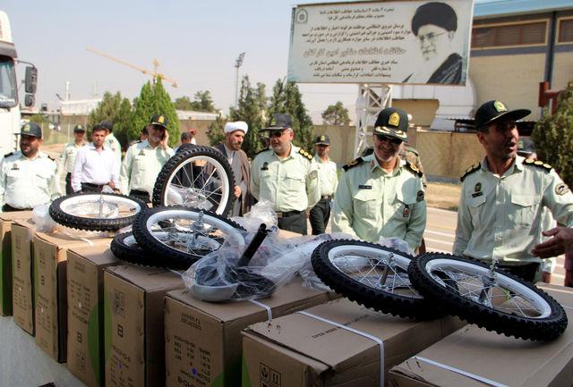 کشف و ضبط 2 میلیارد و 800 میلیون ریال کالای قاچاق در همدان