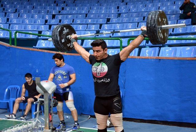 هاشمی: نشان می دهم شایستگی حضور در المپیک را دارم