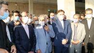 افتتاح رسمی قطار پنج ستاره زندگی در مسیر رشت - مشهد