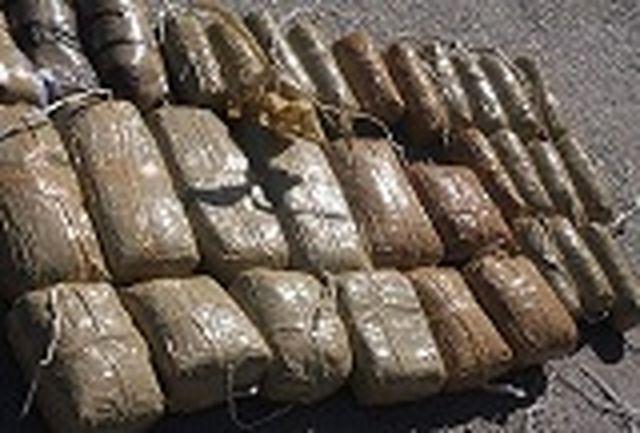 ناکامی سوداگران مرگ در انتقال101 کیلوگرم مواد مخدر