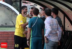 بهترین مربی ایران از نظر ستاره اخراجی پرسپولیس+عکس