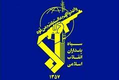 شهادت یکی از پاسداران انقلاب اسلامی در خمین