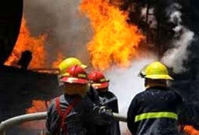 آتش سوزی منزل مسکونی در شهر زلزله زده سی سخت ۶ مصدوم برجا گذاشت