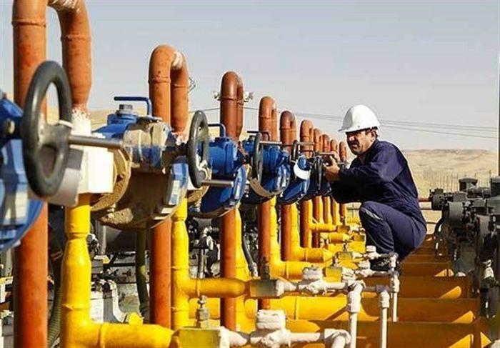 گذر ظرفیت روزانه تولید گاز از مرز یک میلیارد متر مکعب