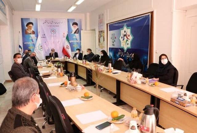نشست هیات رئیسه فدراسیون ملی ورزشهای دانشگاهی برگزار شد
