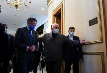 دیدار وزیر خارجه با مدیر کل آژانس بین المللی انرژی اتمی