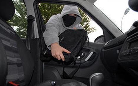 اعتراف سارق محتویات داخل خودرو به31 فقره سرقت
