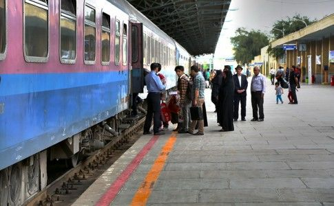 جابجایی قریب به 138 هزار مسافر توسط ناوگان حمل و نقل ریلی سیستان و بلوچستان