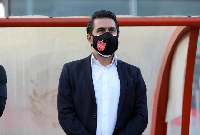کمیته انضباطی فدراسیون فوتبال، برائت پیروانی را اعلام کرد