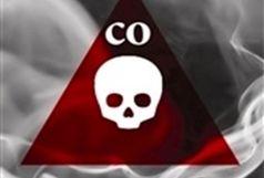 مرگ دو مسافر براثر گاز منواکسیدکربن