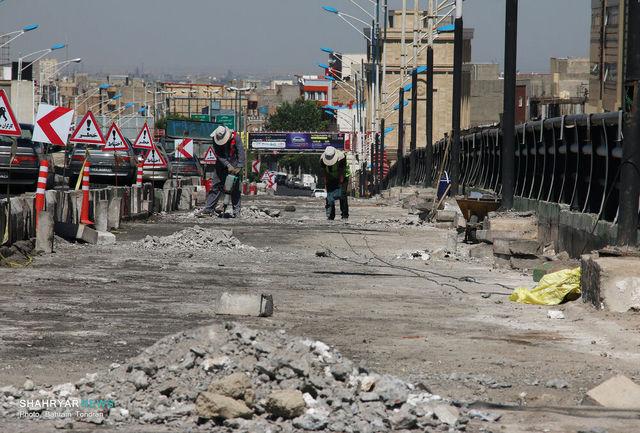 شناسایی ۲۱ پل در سطح شهر برای تعمیر/ استحکامبخشی پل چهارراه عباسی در اولویت است