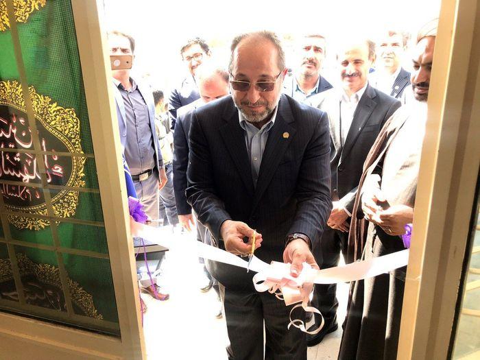 مدرسه امید تجارت در ماژین افتتاح شد