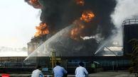خرابکاری بودن حادثه آتش سوزی پالایشگاه نفت تهران منتفی است